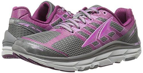 Provision Trail Gray Runner Purple 3 Women''s Altra faFwqg7