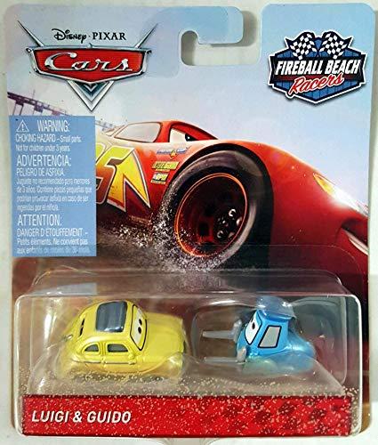 Fireball Beach Cars 1:55 Die Cast Car Luigi Guido 1:55 Scale Diecast for $<!--$12.99-->