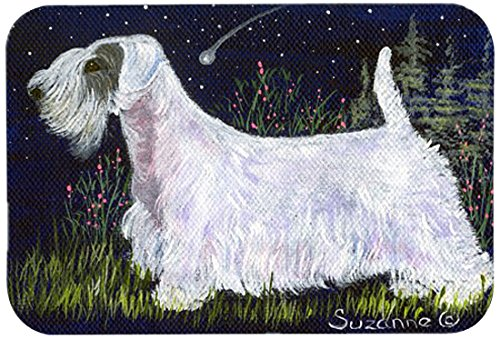 Multicolor Carolines Treasures SS8145JCMTSealyham Terrier Kitchen or Bath Mat 24 by 36