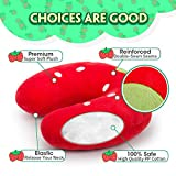 H HOMEWINS Travel Pillow for Kids Toddlers - Soft
