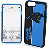 Best Forever Collectibles Iphone 87 Dual Hybrid Bold Case Nfl Carolina Panthers