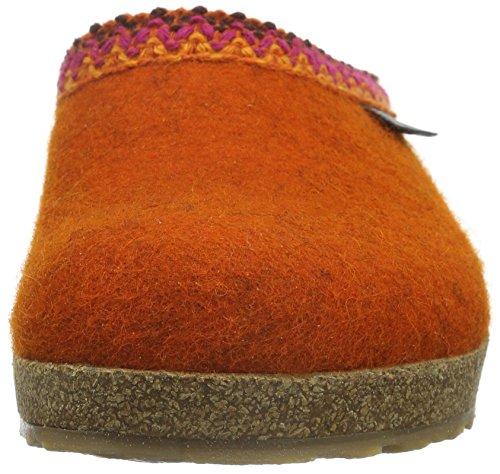 Mixte Haflinger Adulte Chaussons Orange Rost 243 Orange Francisco EnqCwnA