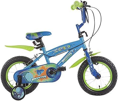 SCHIANO Adventure, Bicicleta para niño, Color Azul, Talla única ...