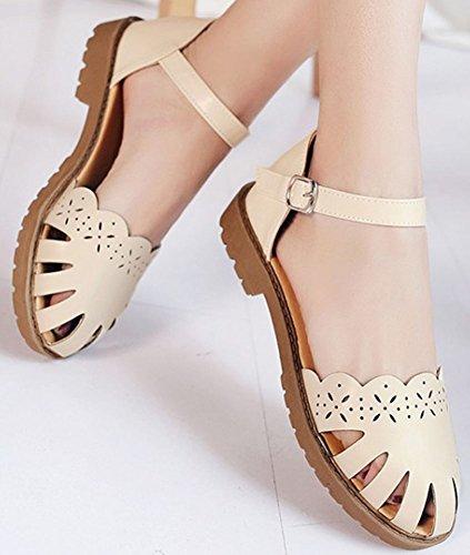 Sandalo Con Cinturino Alla Caviglia Con Cinturino Alla Caviglia E Cinturino Alla Caviglia