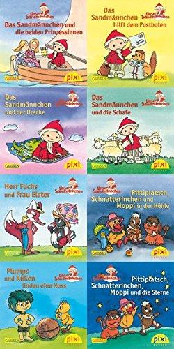 Pixi-Serie Nr. 168: Unser Sandmännchen (Pixi-Box, Band 168)