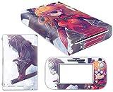 EBTY-Dreams Inc. - Nintendo Wii U - Neon Genesis Evangelion Anime Girl Asuka Langley Sohryu Vinyl Skin Sticker Decal Protector