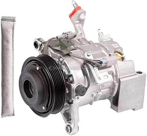 BuyAutoParts 60-81806RK New For Lexus GS400 /& GS430 AC Compressor w//A//C Repair Kit