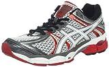 ASICS Men's GEL-Flux Running Shoe,Snow/White/Red Pepper,8 M US Review