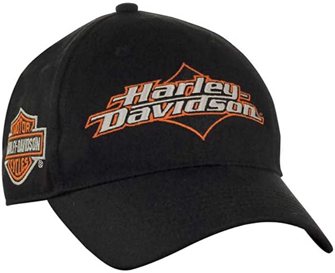 Harley-Davidson Men's Joy Ride Bar & Shield Baseball Cap