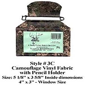 Scaffs 3c license holder fish holders amazon canada for Canadian fishing license bc