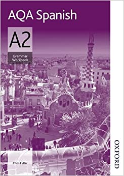 Book AQA Spanish A2 Grammar Workbook (Aqa A2)