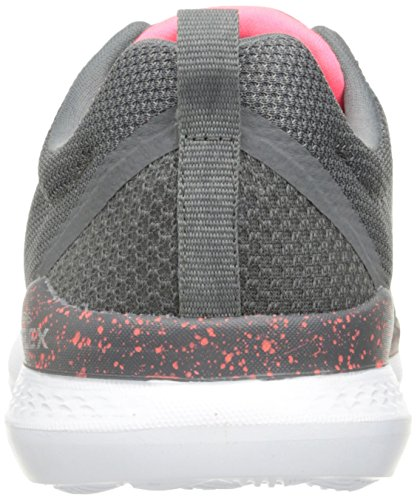 Hot Pink Shoe Flex Skechers Go Charcoal Train Walking Women's 14825 H8UxwOq