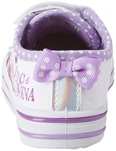 Disney Mädchen S19465/Az Slip On Rosa (Lilla)