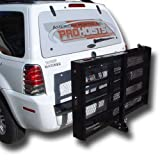 500# WHEELCHAIR CARRIER LOADING RAMP:MOBILITY
