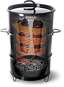 18-1/2 in. Classic Pit Barrel Cooker Package