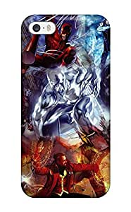 4082442K56893987 - New Marvel Protective Iphone 5/5s Classic Hardshell Case