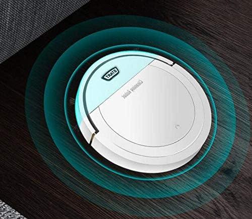Aspirateur robot Wangxiao, nettoyage intelligent 3 en 1, plusieurs modes de nettoyage USB pour nettoyer les poils d\'animaux domestiques.