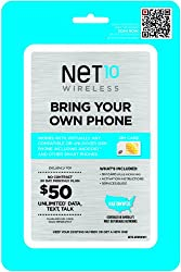 Image of the product AT&T Compatible SIM Card that is listed on the catalogue brand of Net10.