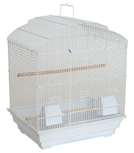 YML A5804 3/8″ Bar Spacing Shall Top Small Bird Cage