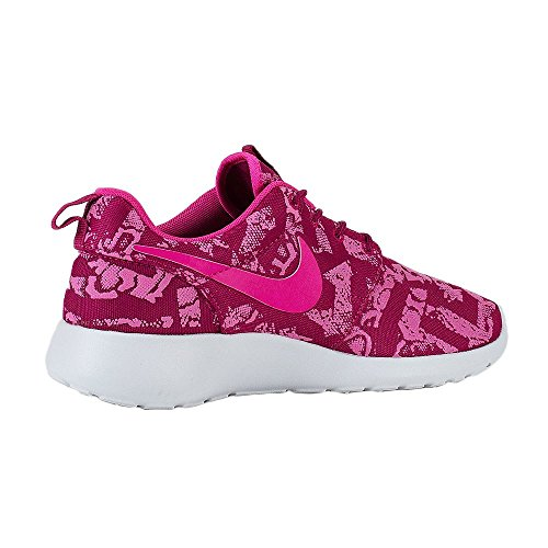 N8ike , Baskets pour femme rose fuchsia