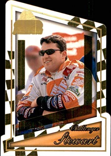 2001 NASCAR Press Pass Premium Gold #68 Tony Stewart