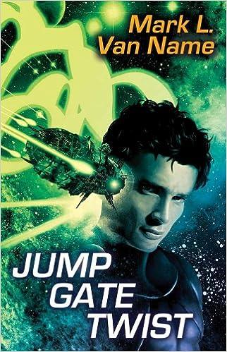 I dieci download di ebook gratuiti Jump Gate Twist (Jon & Lobo) PDF FB2 iBook by Mark L. Van Name