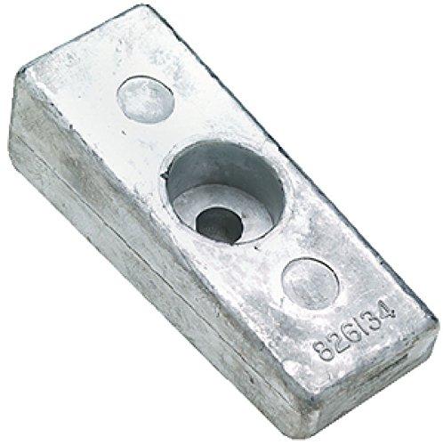 Martyr Aluminum Alloy Anode (Honda Anode, Wedge Mercury / Mercruiser Anode- Gen. II)