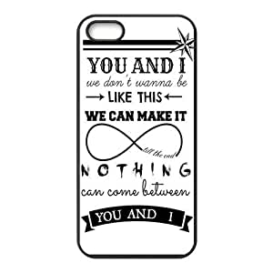 2015 New Arrival Phone Case Cover for iPhone 5 / 5c - One Direction Designed by HnW Accessories