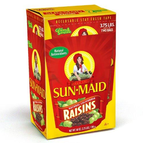 Sun-Maid Raisins - 30 oz. - 2 - Valley Shopping Sun
