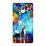 FASHEEN Premium Designer Soft Case Back Cover for Micromax Canvas Fire 5 Q386