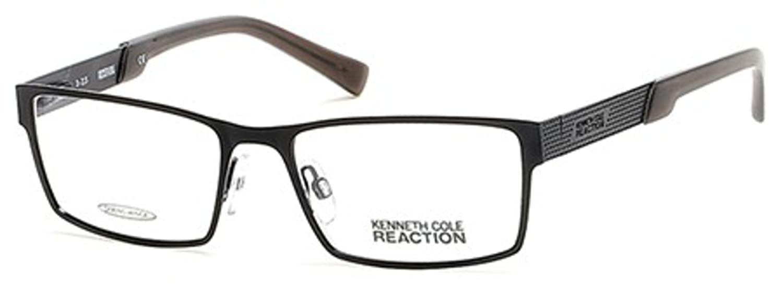 79b5317e47e Eyeglasses Kenneth Cole Reaction KC 0782 002 matte black at Amazon Men s  Clothing store