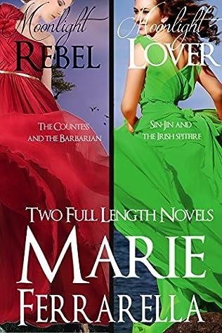 book cover of Moonlight Rebel / Moonlight Lover