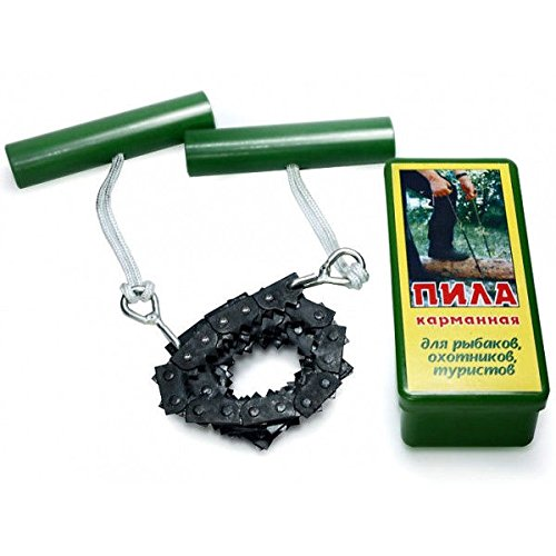 Real steel Pocket chain saw by BARNAUL