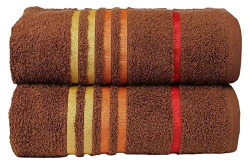 Casa Copenhagen Exotic Cotton Medium size  475 GSM 2 Pack De