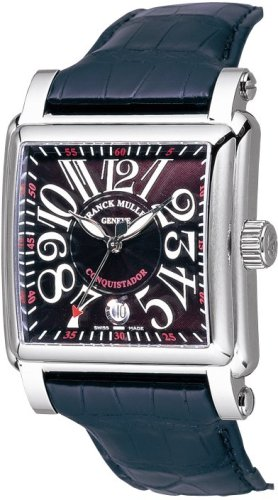 [フランク ミュラー] FRANCK MULLER 腕時計 コンキスタドール コルテス 10000HSC ブラック メンズ [並行輸入品] B000SSIYR0
