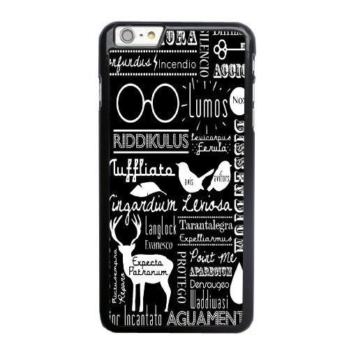 Coque,Apple Coque iphone 6 6S (4.7 pouce) Case Coque, Harry Potter Phone Case Cover for Apple Coque iphone 6 6S (4.7 pouce) Noir Plastic Ultra Slim Cover Case Cover
