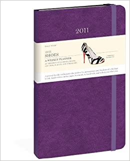 Book SHOES DAILY MUSE WEEKLY PLANNER 2011