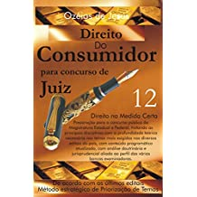 Concurso para Juiz: Direito do Consumidor (Portuguese Edition)