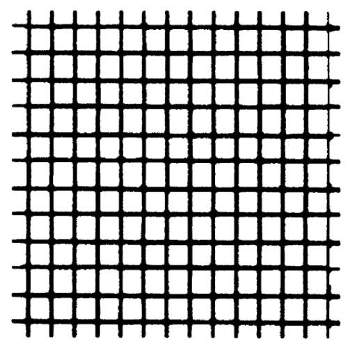 New York Wire 13505 Aluminum Charcoal Wire Screen 26