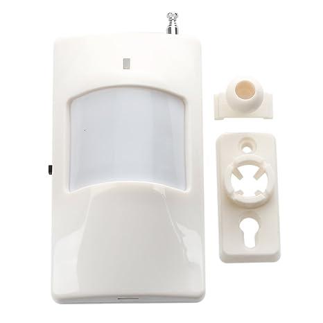 SODIAL (R) PH-WML IR Sensor Alarma PIR inalambrico GSM casera del ladron