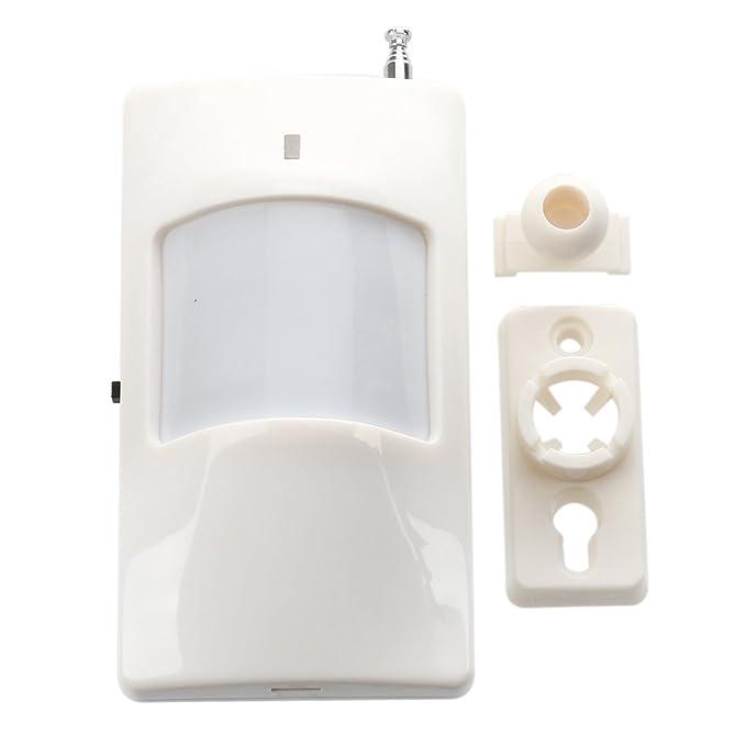 TOOGOO PH-WML IR Sensor Alarma PIR inalambrico GSM casera ...