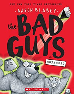 Book Cover: The Bad Guys in Superbad