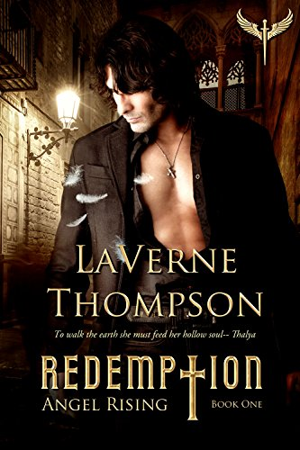 Angel Rising: Redemption Book 1 by [Thompson, LaVerne]