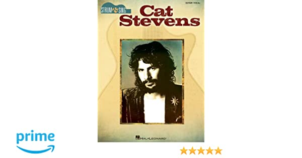 Amazon Cat Stevens Strum Sing Guitar 9781480328549 Cat