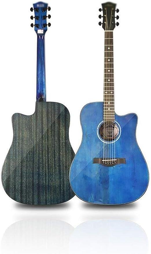 Guitarra acústica Guitarra acústica 41 en Spruce chapa Starter Kit ...