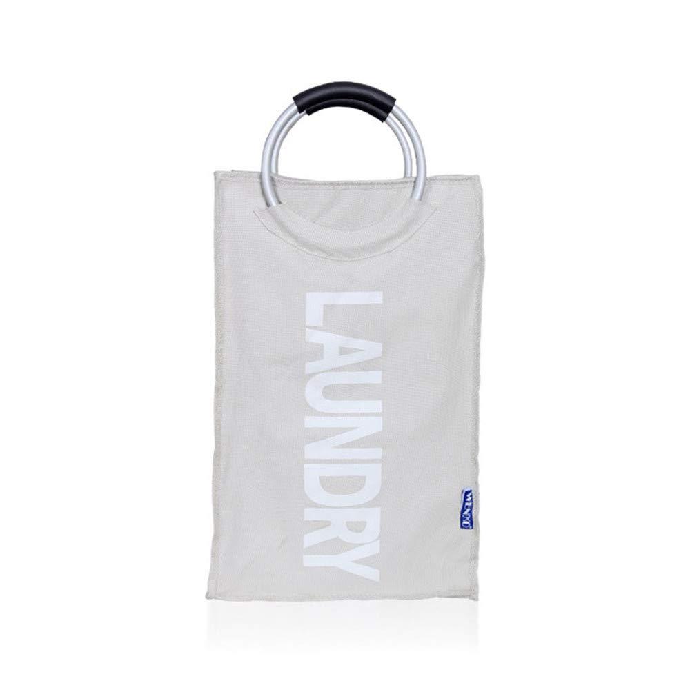 Zhangcaiyun Wäschekorb Oxford-Tuch, Das tragbares Badezimmer-schmutziger Kleidung-Korb faltet Sammelbox