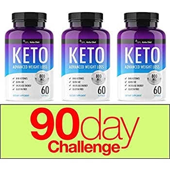QFL Keto Trim Fast  Pure Keto Highest Potency Fast Action Carb Blocker +  Made in US  (3)