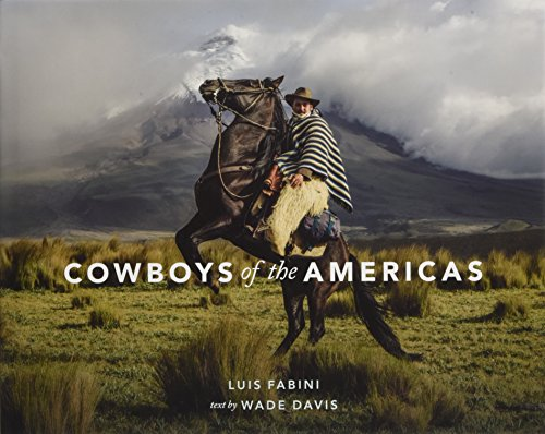 For more than a decade, photographer Luis Fabini immersed himself in cowboy culture as he traveled through North and South America. This stunning collection of photographs from those travels reveals the cowboy who lives in silence and solitude, th...