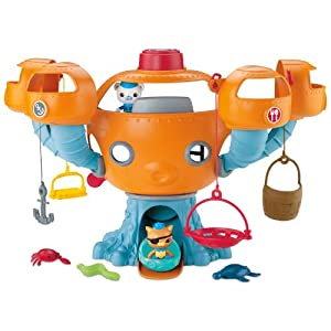 Fisher-Price Octonauts Octopod Playset - 51ojEsyWWUL - Fisher-Price Octonauts Octopod Playset