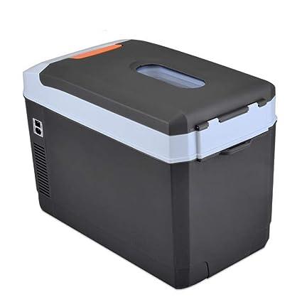 Amazon.es: Refrigerador del coche Refrigerador Congelador Portátil ...